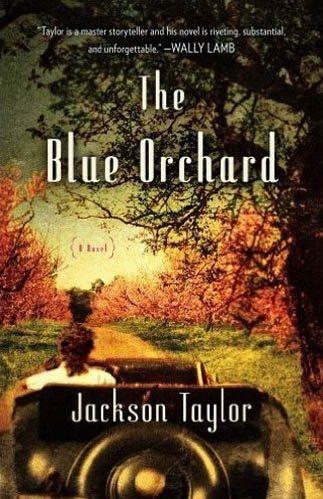 the blue orchard novel