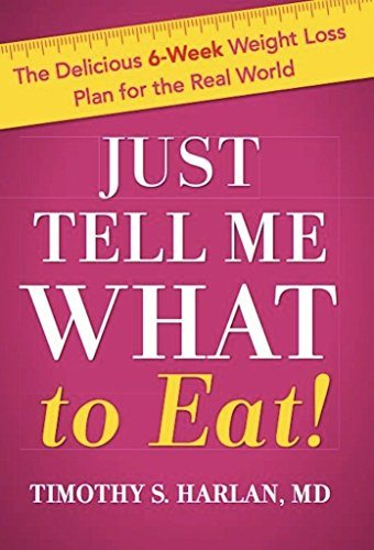 just tell me what to eat