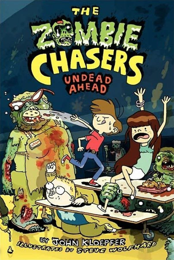 zombie chasers undead